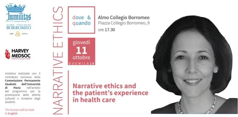 Narrative Ethics and Patient's Experience in Health Care