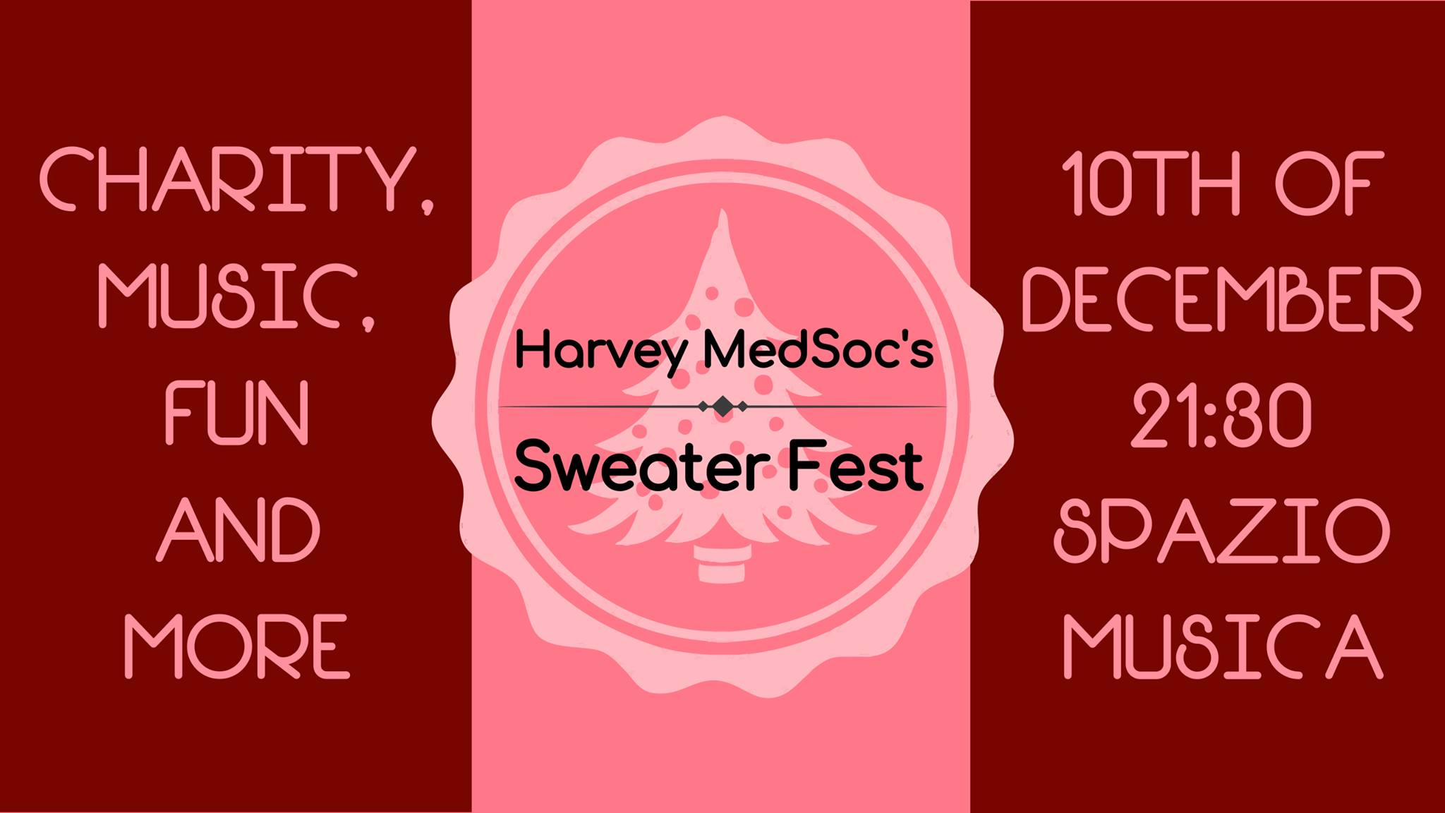 Harvey MedSoc's Sweater Fest