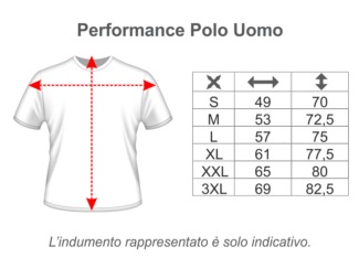 Performance Polo Shirt – Men